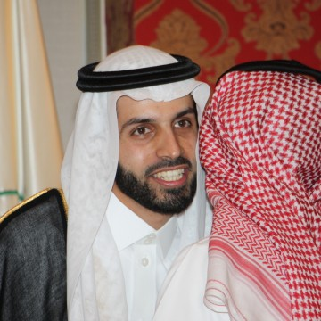 حفل زواج عبد الرحمن عبد الله السويلم