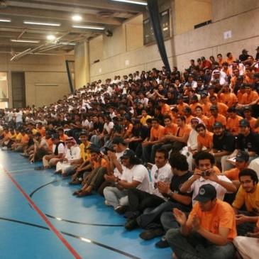 اليوم التطوعي في جامعة البترول