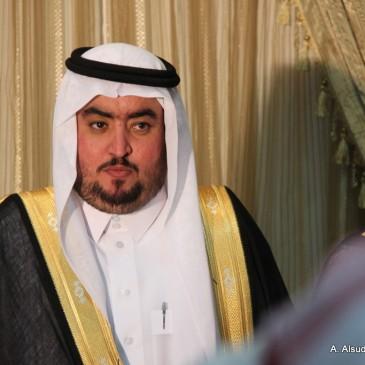 حفل زواج عبدالله المنيع