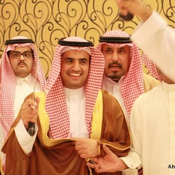 حفل زواج عبدالعزيز بن تركي السديري