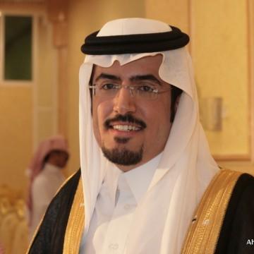 حفل زواج سعود العيد السديري