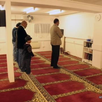 المسجد في كرانفيلد
