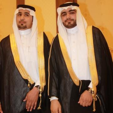 حفل زواج فهد وعبدالعزيز الشمري