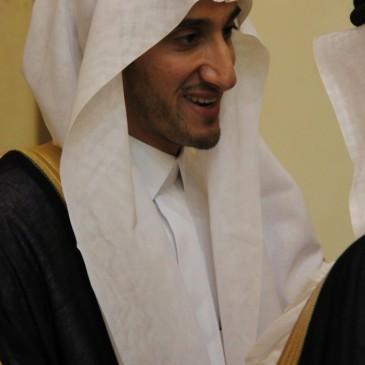 حفل زواج عبد الرحمن الزايد